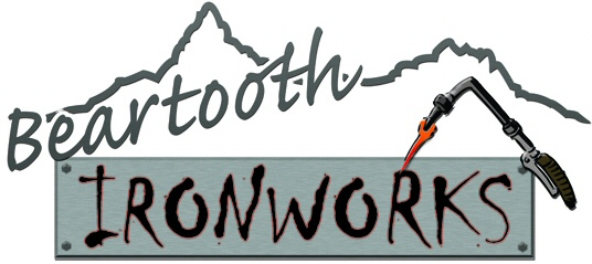 Beartooth Iron Works Logo