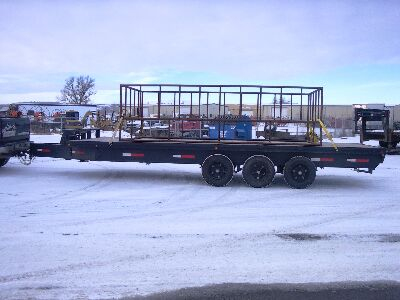 trailers & trucks